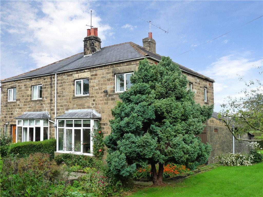3 Bedrooms Semi Detached House for sale in Meadowcroft, Beamsley, Skipton, North Yorkshire