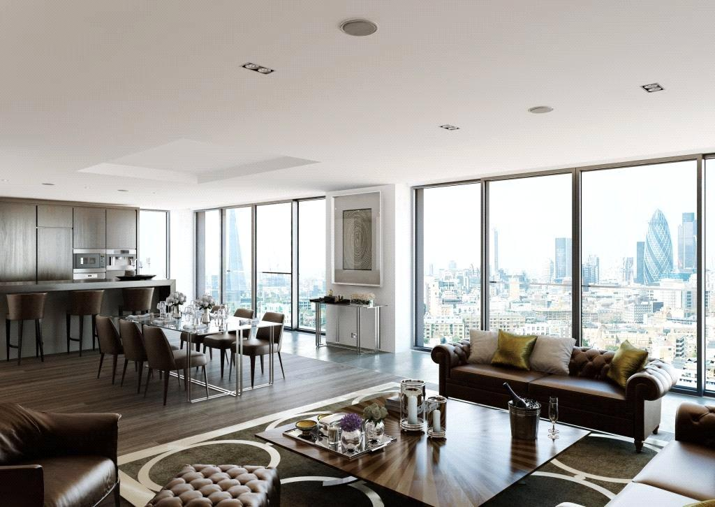 3 Bedrooms Flat for sale in Leman Street, London