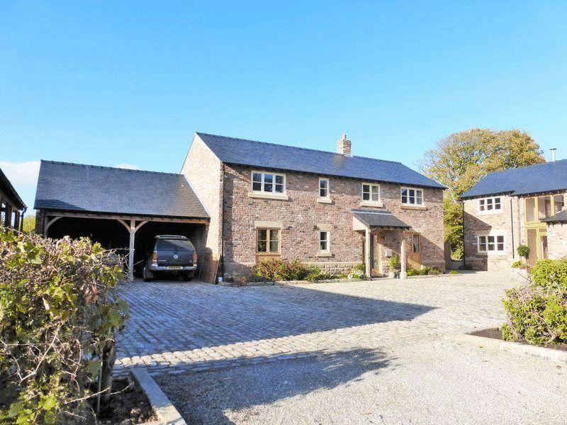 4 Bedrooms Detached House for sale in Marsh House Farm, Marsh Lane, Longton, Preston