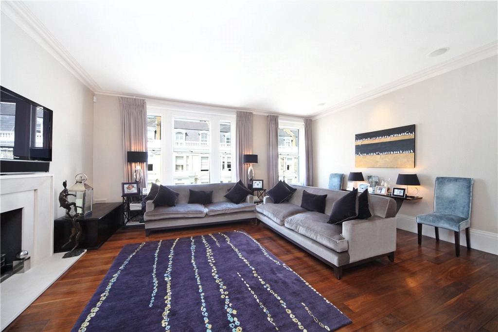 2 Bedrooms Flat for sale in Stafford Terrace, Kensington, London, W8