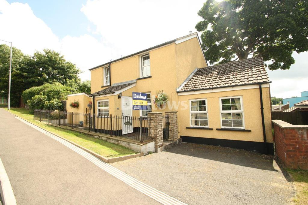 3 Bedrooms Detached House for sale in Middle Coed Cae, Pontypool