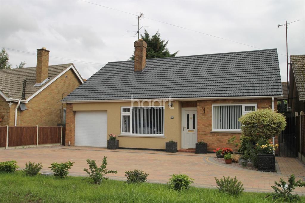 3 Bedrooms Bungalow for sale in Burrett Road, Walsoken