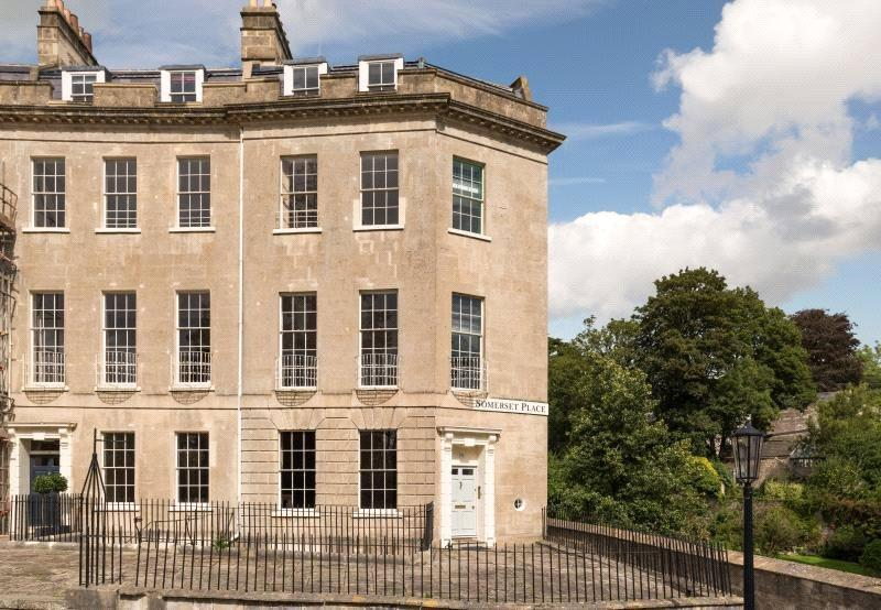 5 Bedrooms Terraced House for sale in Somerset Place, Lansdown, Bath, BA1