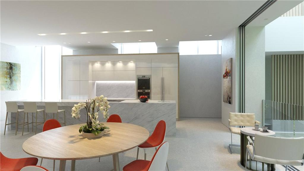 4 Bedrooms Plot Commercial for sale in Pembridge Crescent, Notting Hill, London, W11