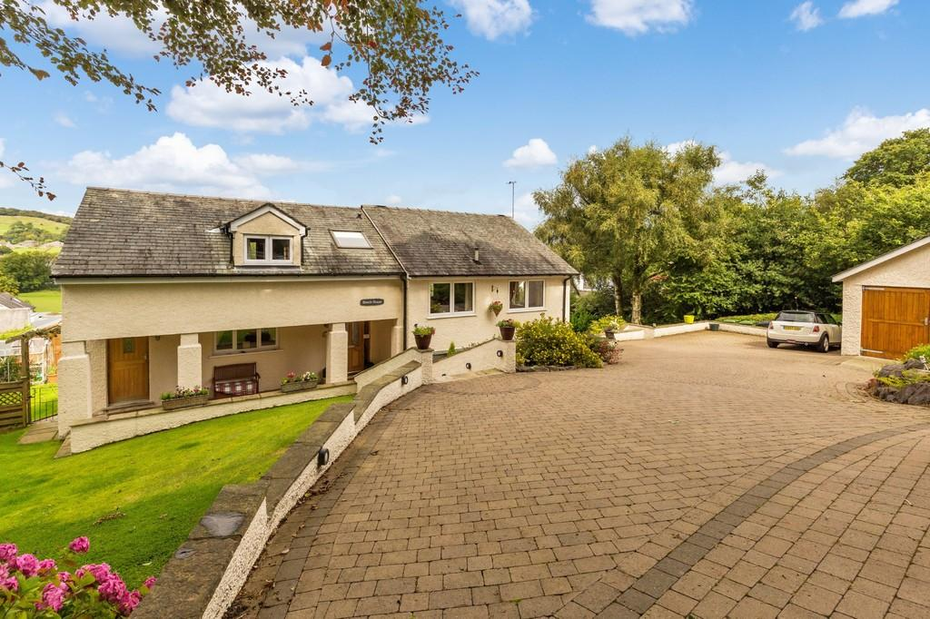 4 Bedrooms Detached House for sale in Beech House, Victoria Road, Windermere, Cumbria, LA23 2DP