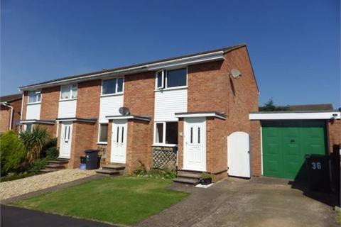 2 bedroom end of terrace house to rent - Holly Walk, Exmouth, EX8 5PU