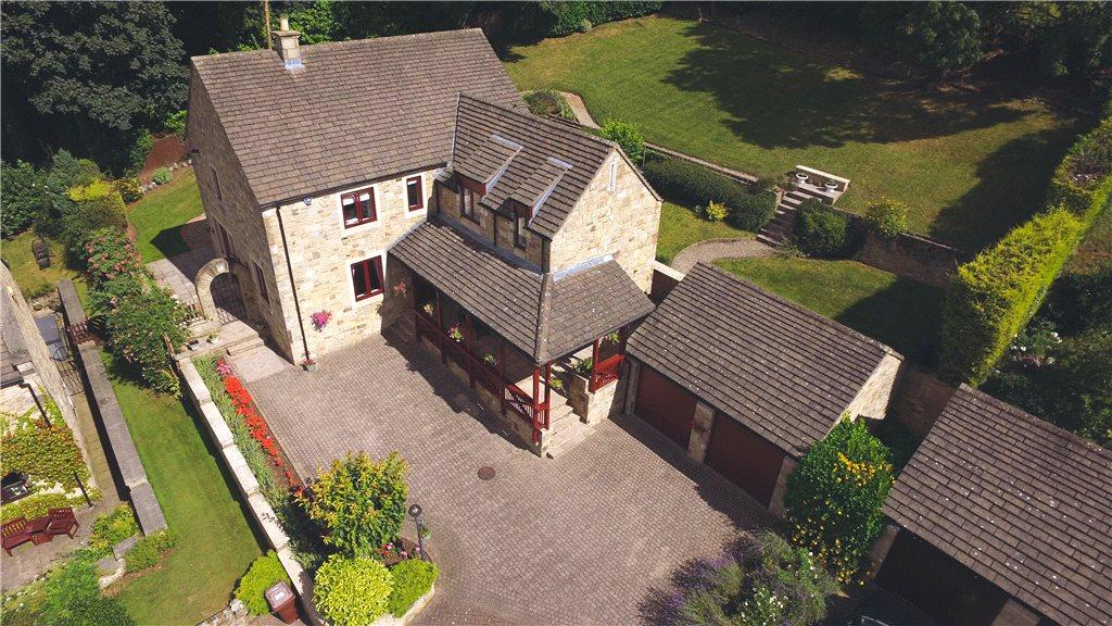 5 Bedrooms Detached House for sale in Westgarth, Linton, Wetherby, West Yorkshire