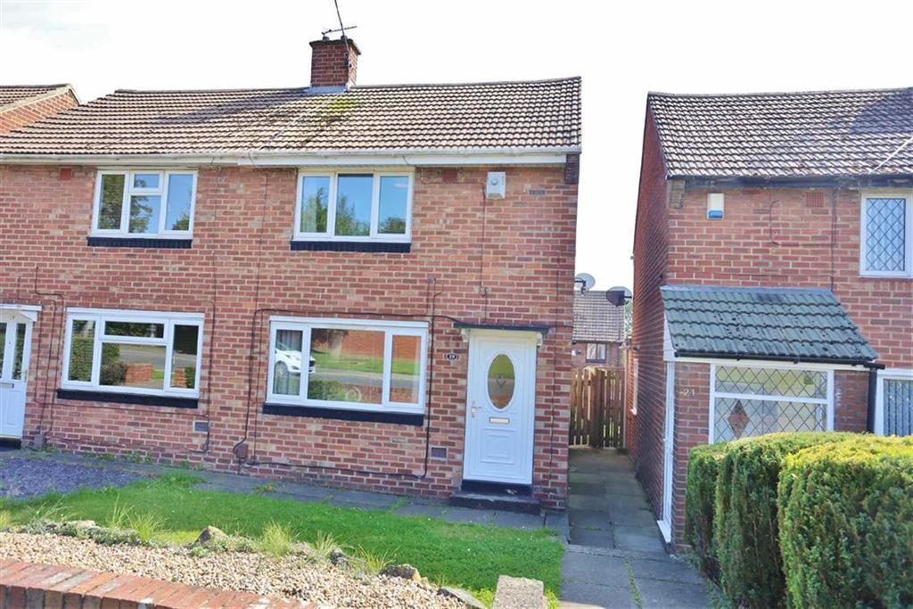 2 Bedrooms Semi Detached House for sale in Gleneagles Road, Grindon, Sunderland, SR4