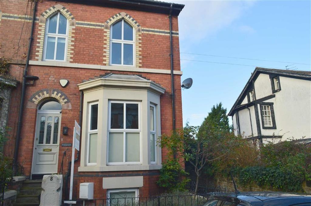 3 Bedrooms Terraced House for sale in Palm Hill, Oxton, CH43