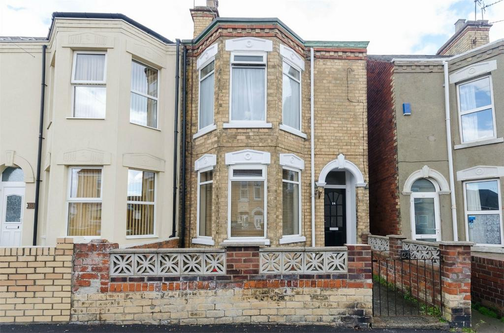 3 Bedrooms End Of Terrace House for sale in Bannister Street, WITHERNSEA, East Riding of Yorkshire