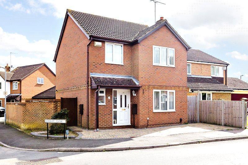 4 Bedrooms Detached House for rent in Bewdley Close, Harpenden, Hertfordshire, AL5