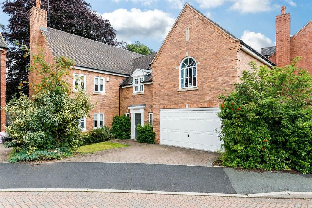5 Bedrooms Detached House for sale in Yeldside Gardens, Cleobury Mortimer, Kidderminster, Shropshire