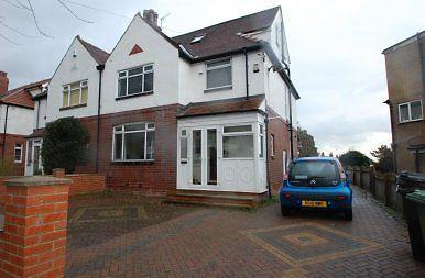6 Bedrooms Semi Detached House for rent in Becketts Park Drive Headingley Leeds