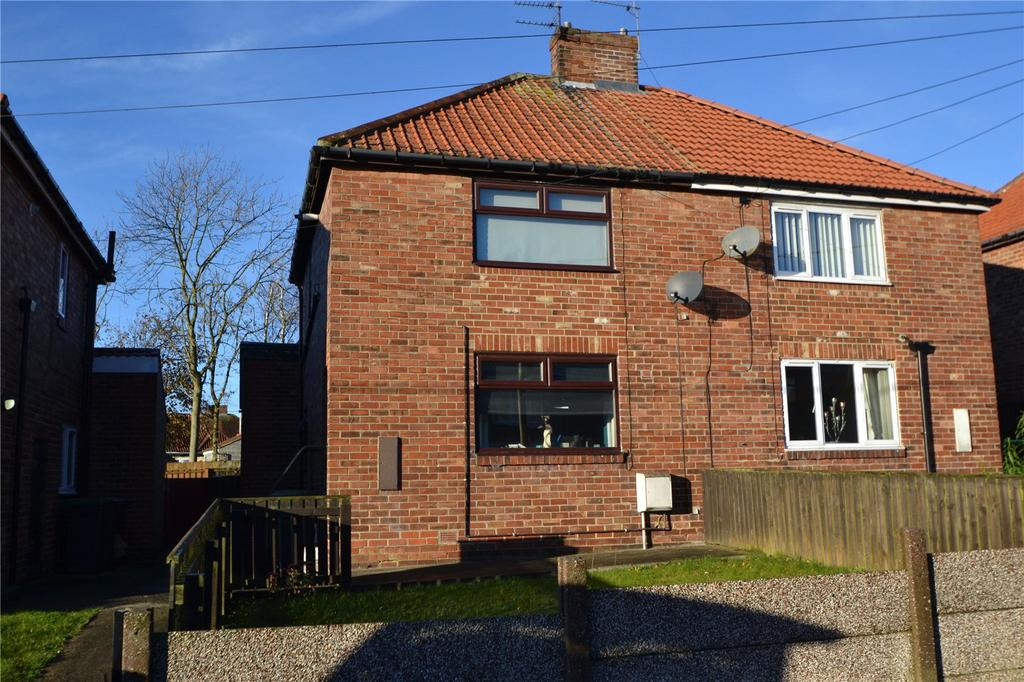 2 Bedrooms Semi Detached House for sale in Walton Terrace, Wingate, Co.Durham, TS28