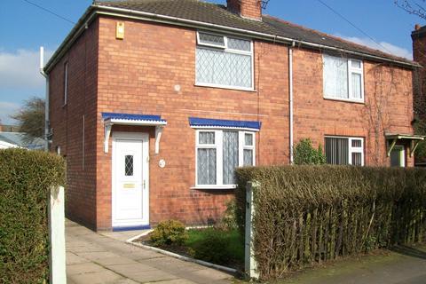 2 bedroom semi-detached house to rent - Goulden Street, Crewe