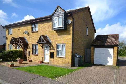 2 bedroom end of terrace house to rent - Knights Road, Braintree, Essex, CM7