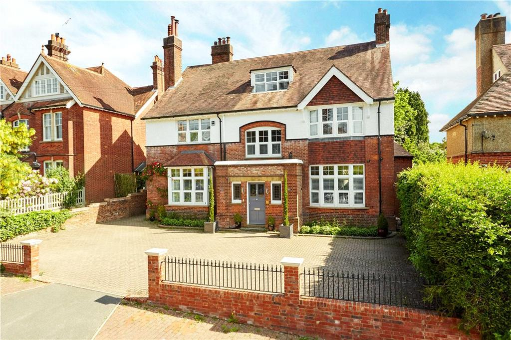 7 Bedrooms Detached House for sale in Boyne Park, Tunbridge Wells, Kent, TN4