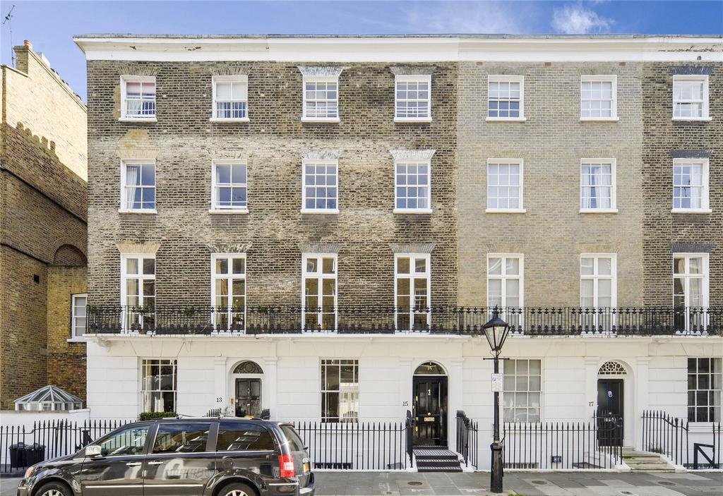 5 Bedrooms Terraced House for sale in South Terrace, Knightsbridge, London
