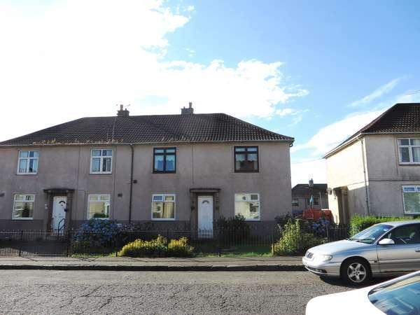 2 Bedrooms Flat for sale in 27 Lynn Avenue, Dalry, KA24 4AP