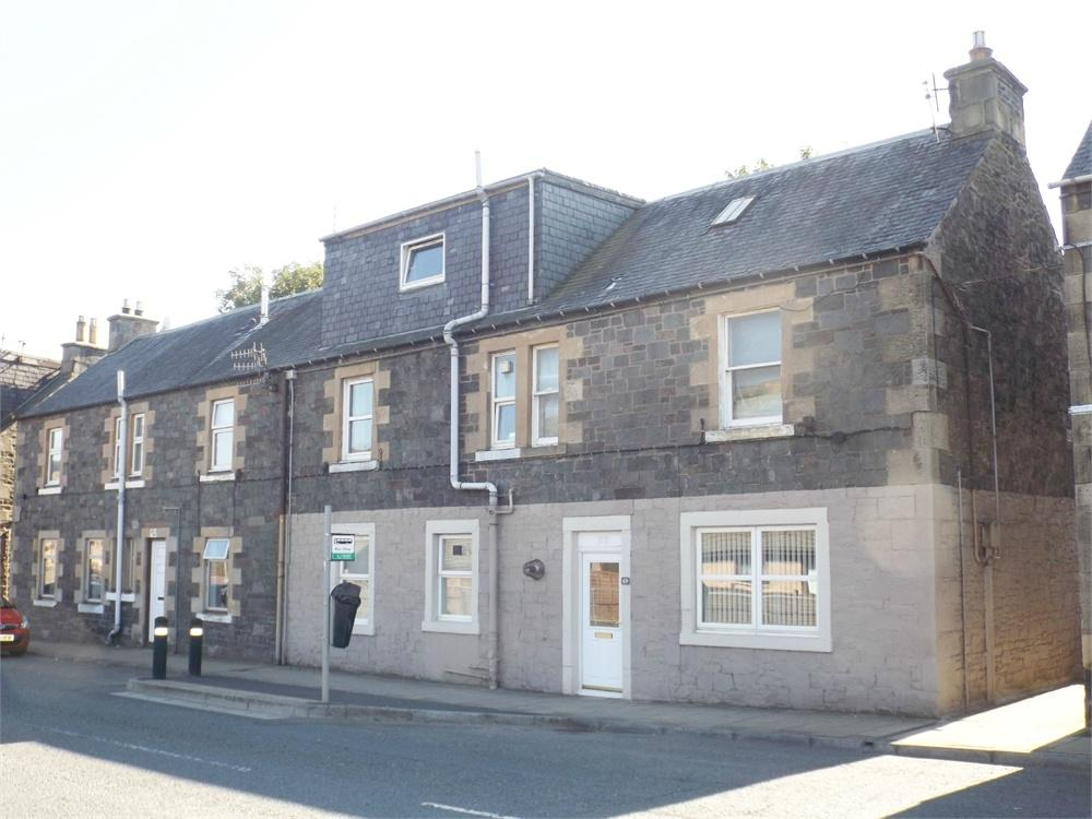 2 Bedrooms Flat for sale in 69 Wood Street, GALASHIELS, Scottish Borders