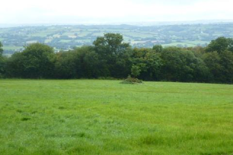 Land for sale - Brynteg, Gwynfe Road, Ffairfach, Llandeilo, Carms.
