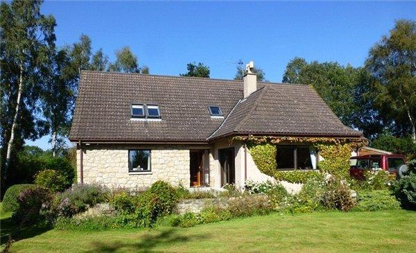 5 Bedrooms Detached House for sale in Oakhyrst, Lochloy, Nairn, Highland, IV12