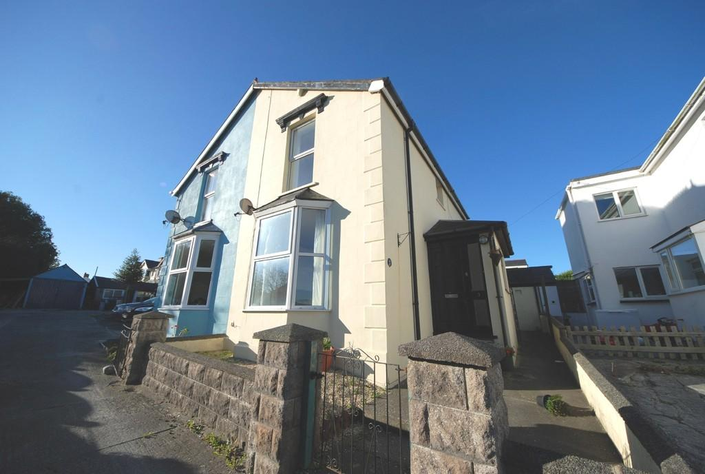 2 Bedrooms Semi Detached House for sale in Penparcau, Aberystwyth