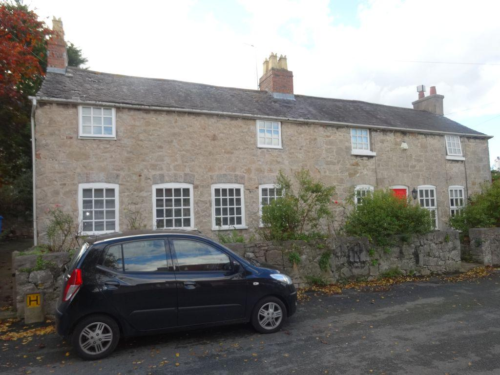 3 Bedrooms Cottage House for sale in Llanfair Terrace, Church Street Rhuddlan