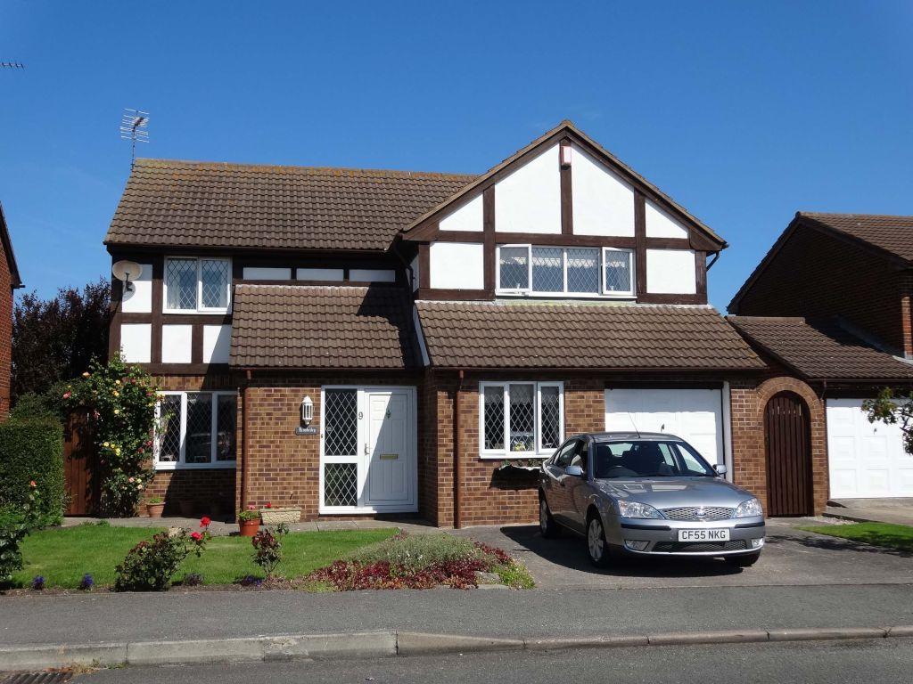 4 Bedrooms Detached House for sale in Ffordd Nant, Kinmel Bay