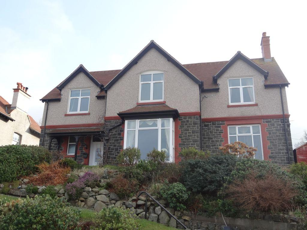5 Bedrooms Detached House for sale in Esplanade, Penmaenmawr