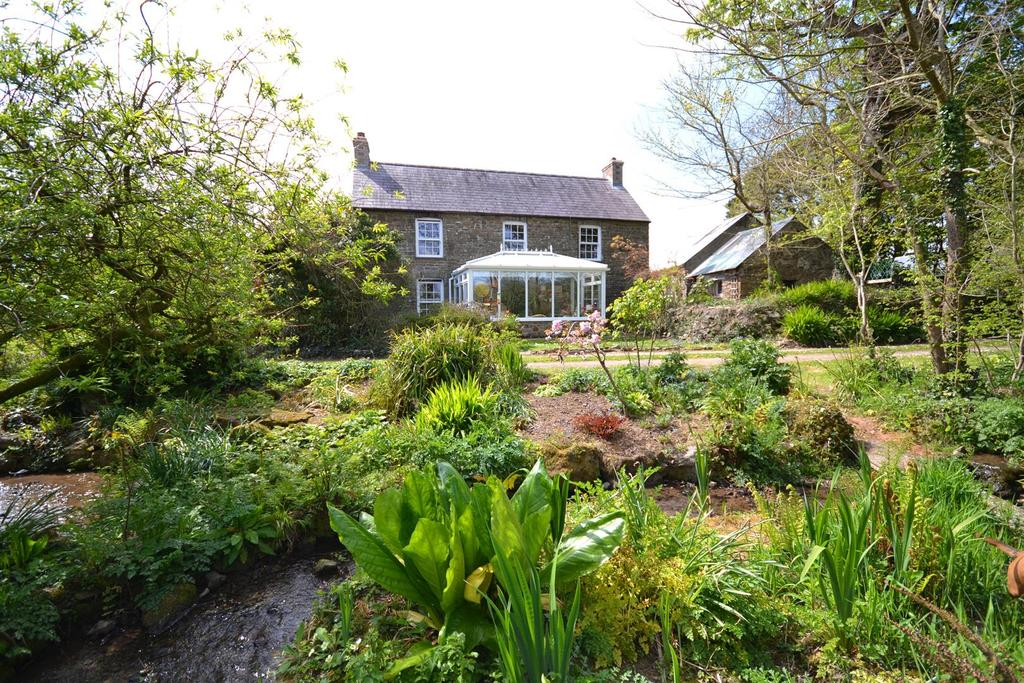 7 Bedrooms Country House Character Property for sale in Sardis, Haverfordwest