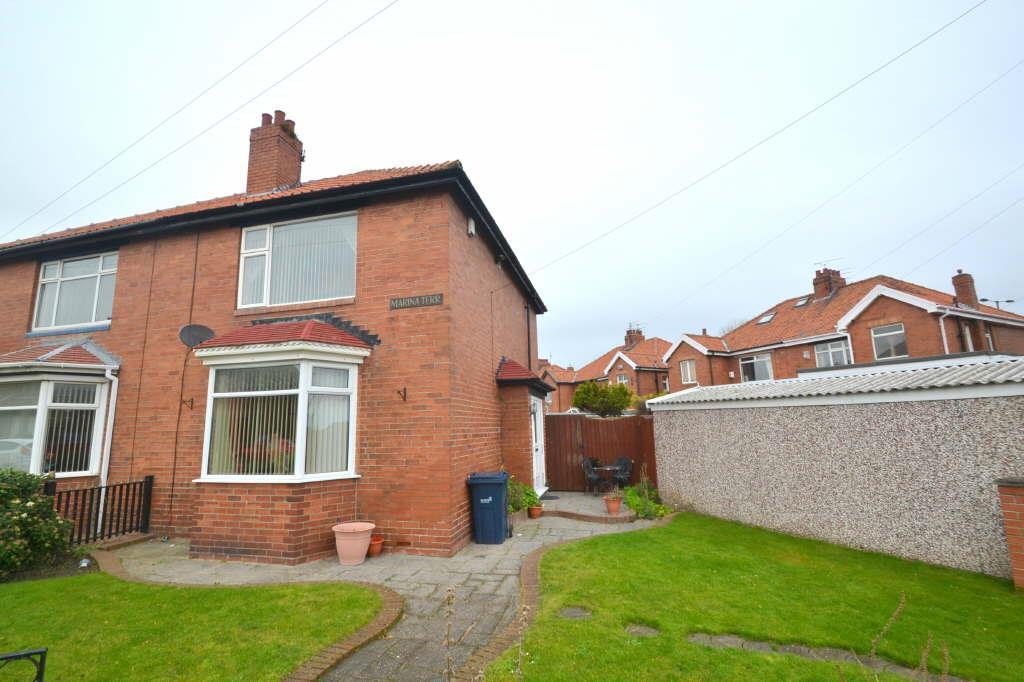 3 Bedrooms Semi Detached House for sale in Marina Terrace, Ryhope, Sunderland