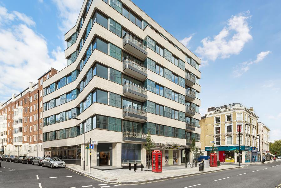 2 Bedrooms Flat for sale in Westbourne House, Notting Hill W2