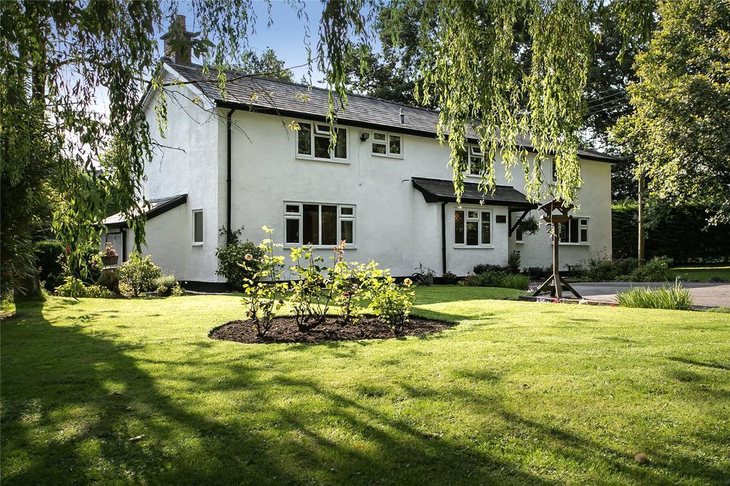 5 Bedrooms Unique Property for sale in Eccups Lane, Wilmslow, Cheshire, SK9
