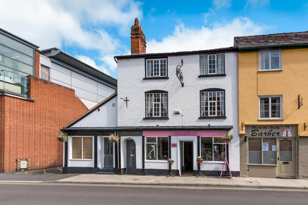 6 Bedrooms End Of Terrace House for sale in Corve Street, Ludlow, Shropshire