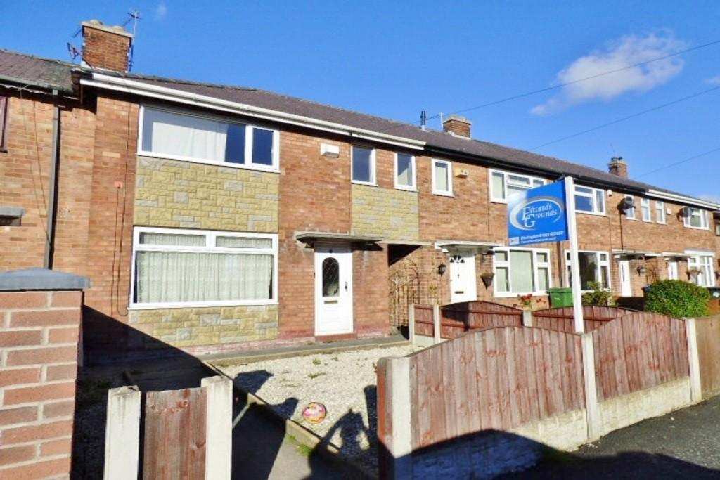 3 Bedrooms House for sale in Petworth Avenue, Orford, Warrington