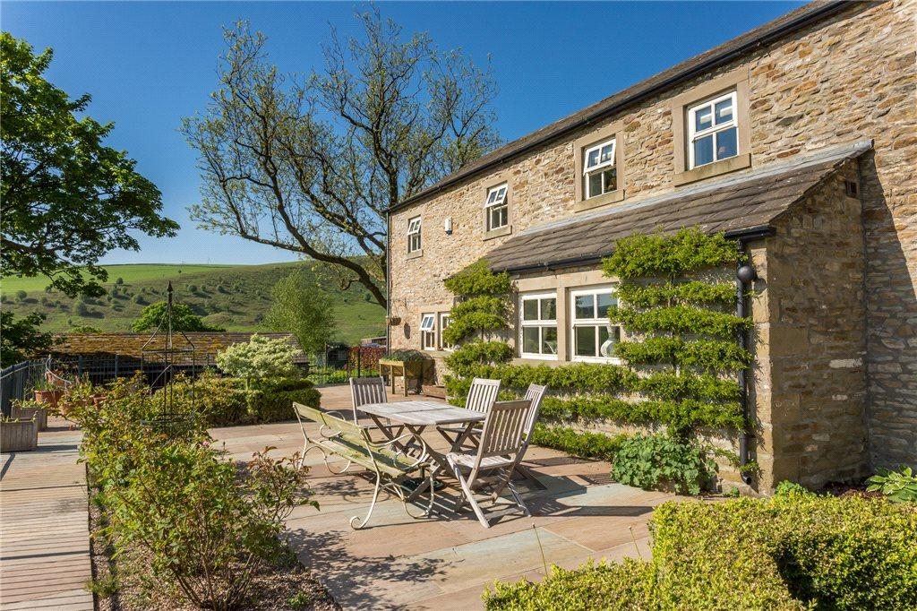 4 Bedrooms Unique Property for sale in Woodhead House, Woodhead Farm, Lothersdale, Keighley