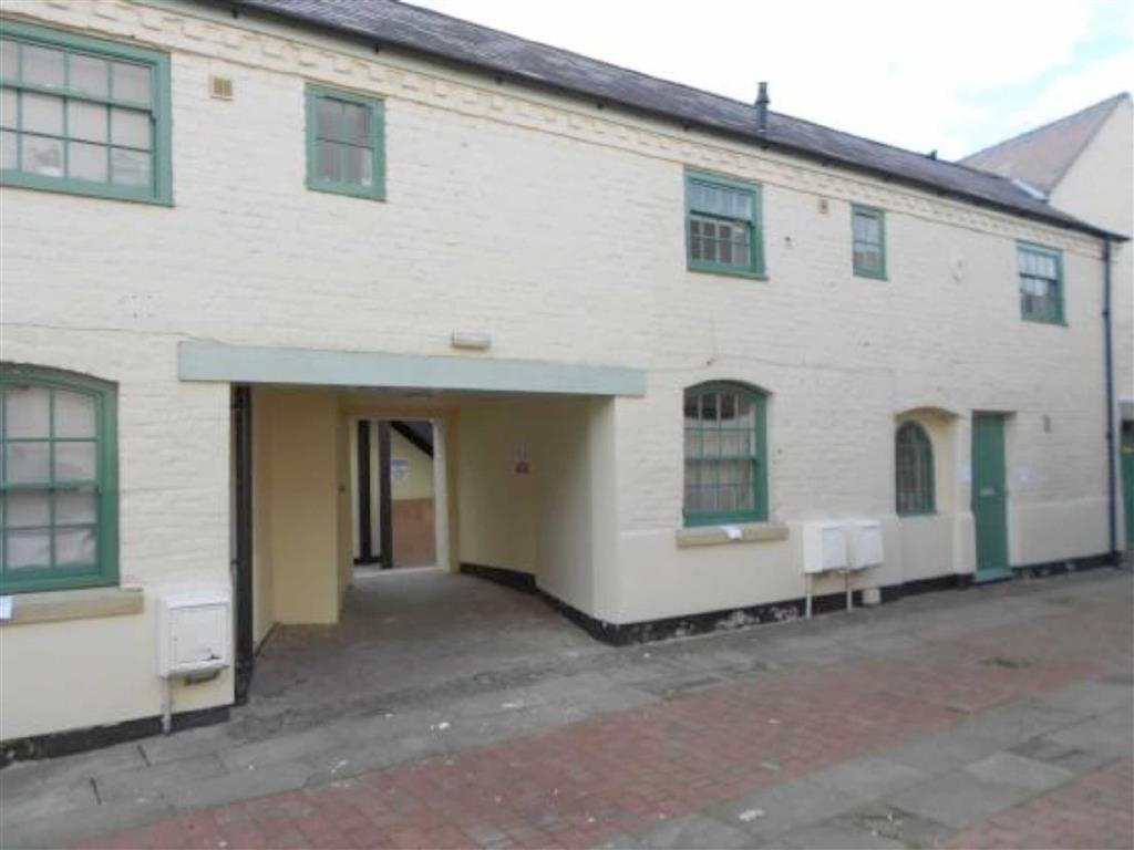 1 Bedroom End Of Terrace House for sale in The Feathers, Wrexham, Wrexham