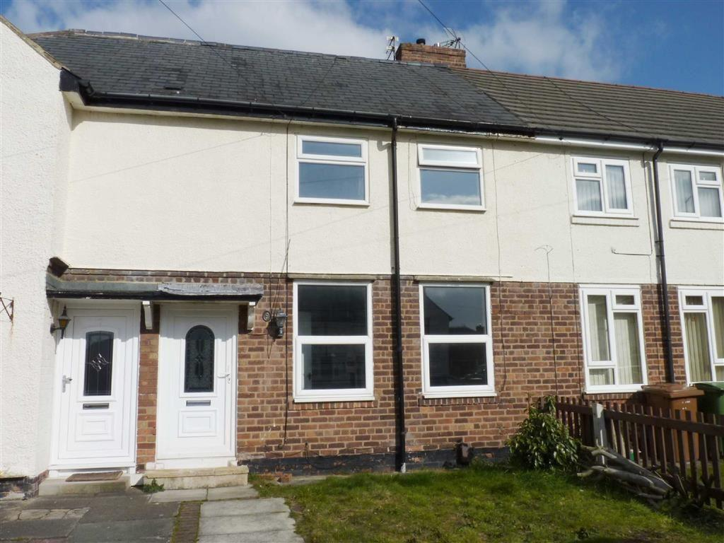 2 Bedrooms Terraced House for sale in Heys Avenue, CH62