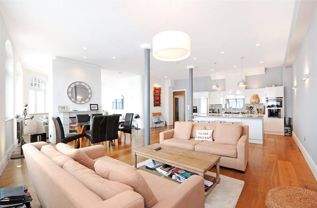 2 Bedrooms Flat for sale in Sheen Road, Richmond, Surrey