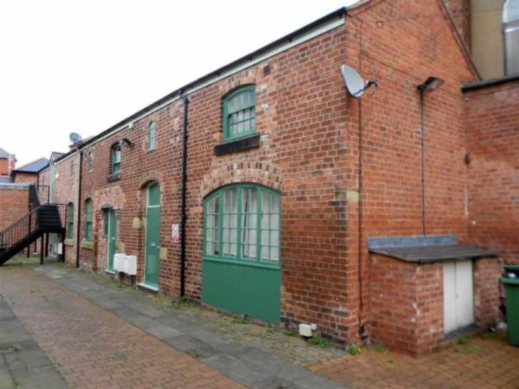 1 Bedroom Terraced House for sale in The Feathers, Wrexham, Wrexham