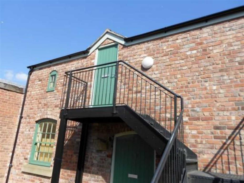 1 Bedroom Flat for sale in The Feathers, Wrexham, Wrexham
