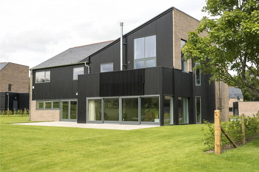 5 Bedrooms Detached House for sale in The Ramsay, 3 William Burn Grove, Whitehill Woods, Rosewell, Edinburgh, EH24