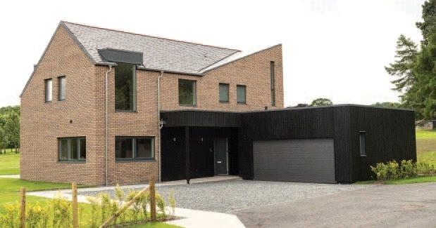 4 Bedrooms Detached House for sale in The Thornton, 1 William Burn Grove, Whitehill Woods, Rosewell, Edinburgh, EH24