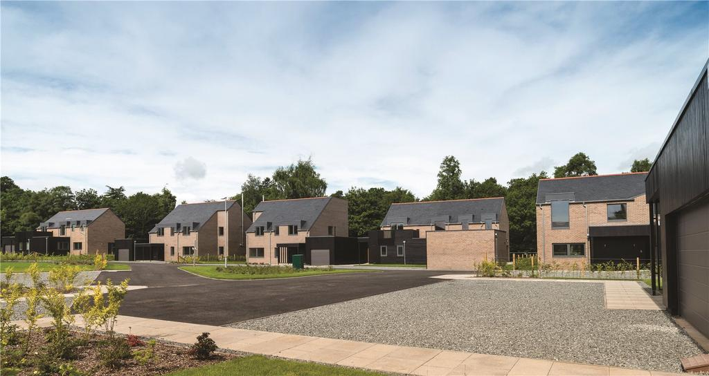 4 Bedrooms Detached House for sale in The Capielaw At Whitehill Woods, Rosewell, Edinburgh, EH24