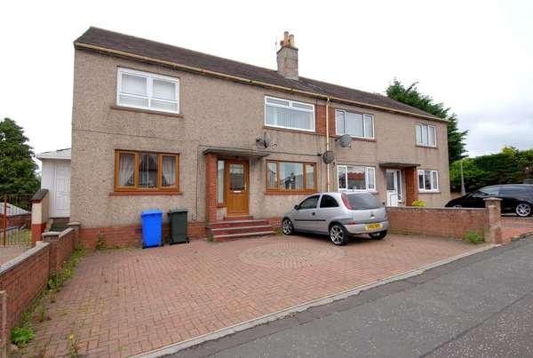 2 Bedrooms Flat for sale in 33 Merrick Road, Kilmarnock, KA1 3TB