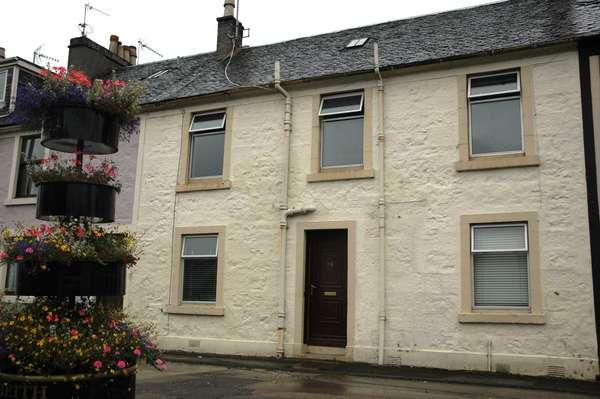 3 Bedrooms Terraced House for sale in 36 Wilson Street, Beith, KA15 2BG