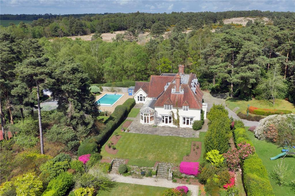 8 Bedrooms Detached House for sale in Ashdown Forest, Chelwood Gate, Haywards Heath, West Sussex