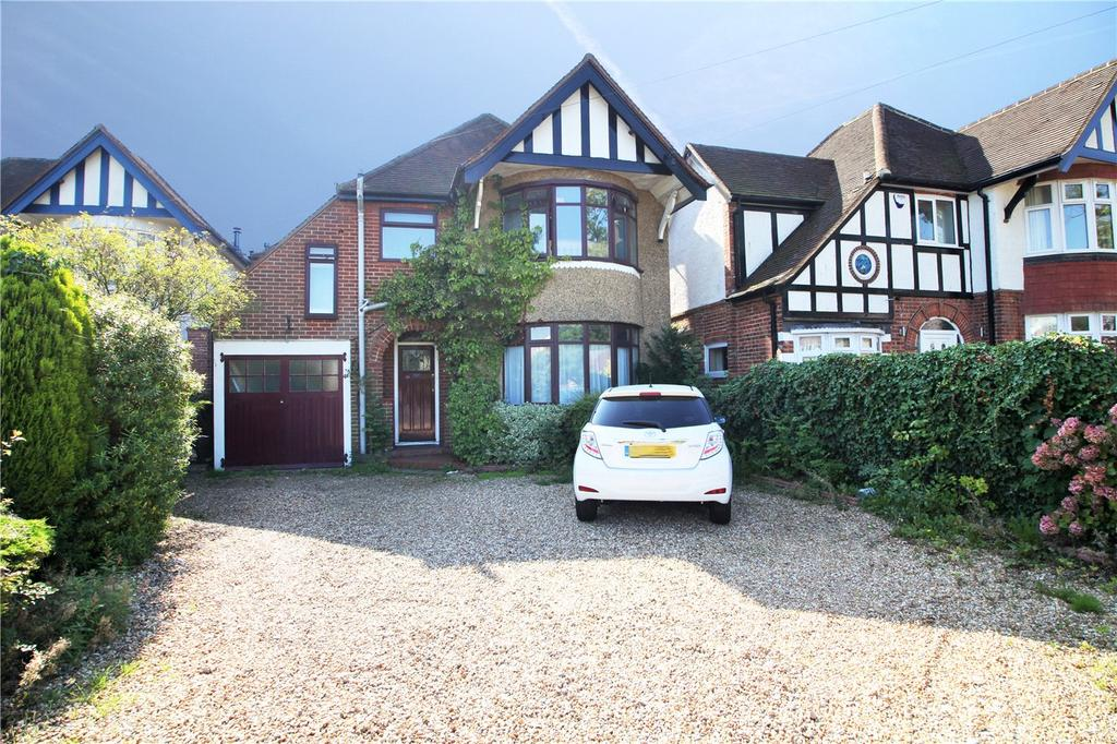 4 Bedrooms Detached House for sale in Elm Road, Earley, Reading, Berkshire, RG6