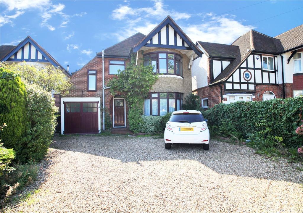 4 Bedrooms Detached House for sale in Elm Road, Earley, Reading, Berkshire, RG6
